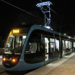 August 2018 Fahrleitungsverschleiß und Gleismessung