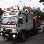Juni 2010 Fahrdrahtverschleissmessung