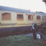 November 1994 Fahrleitungsmessung