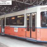 November 2001 Fahrleitungsmessung