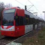 Dezember 2016 Gleis- und Fahrleitungsmessung
