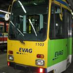 Dezember 2008 Fahrleitungsmessung