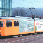 Februar 2003 Fahrleitungsmessung