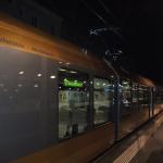 Oktober 2016 Fahrleitungsverschleiss- und Gleismessung
