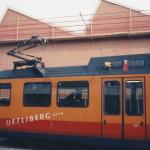 September 1997 Fahrleitungsmessung