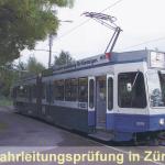 September 2001 Fahrleitungsmessung